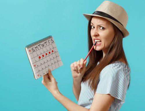 Причины сбоя менструального цикла